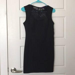 Black sleeveless dress from forever 21